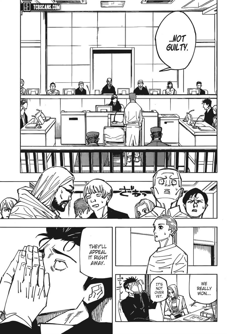 Jujutsu Kaisen Chapitre 160 Spoilers Reddit Recap Date et Heure de Zgul3A 3 5