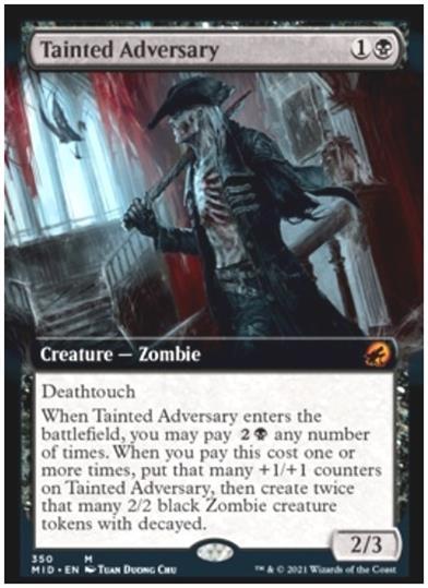 Tainted Adversary iOo50i4 2 4
