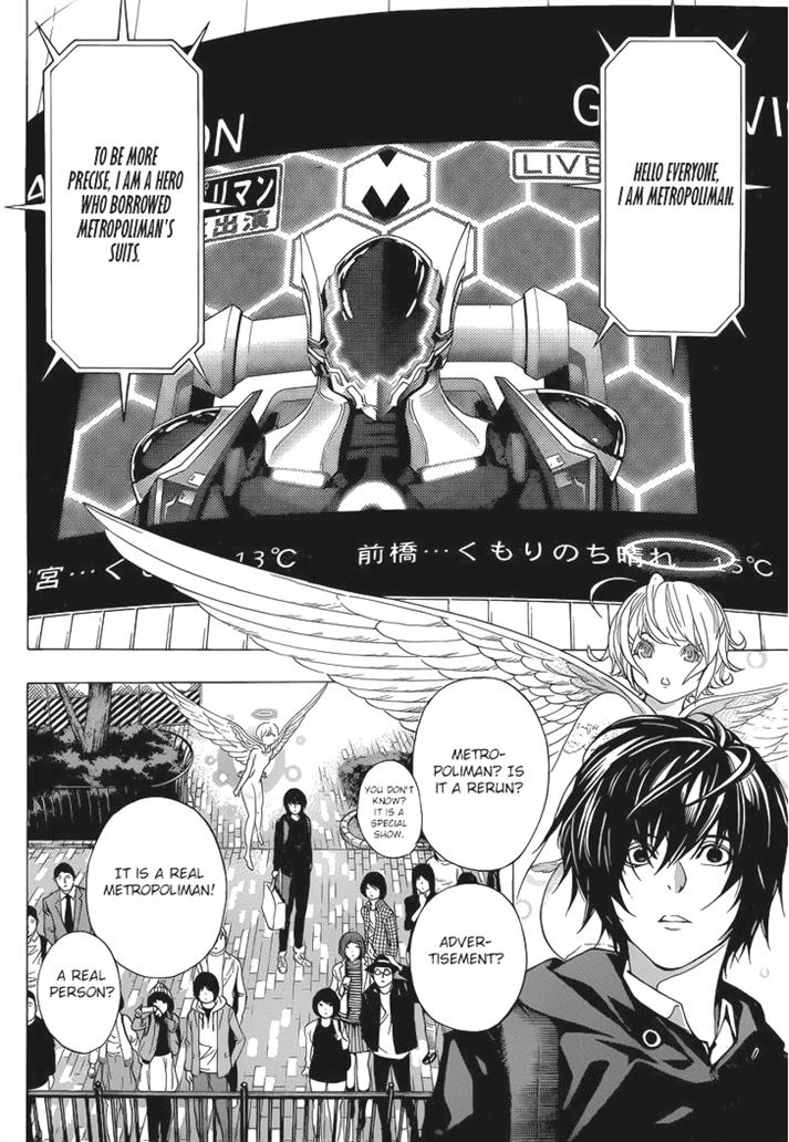 Platinum End Episode 2 Spoilers Recap Release Date and Time EBzlq 4 6
