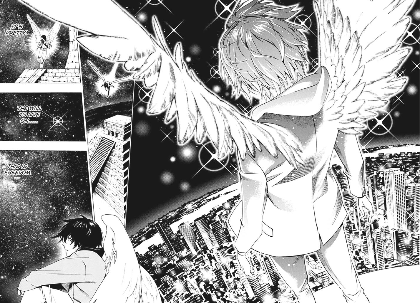 Platinum End Episode 2 Spoilers Recap Release Date and Time q4dhWg 3 5